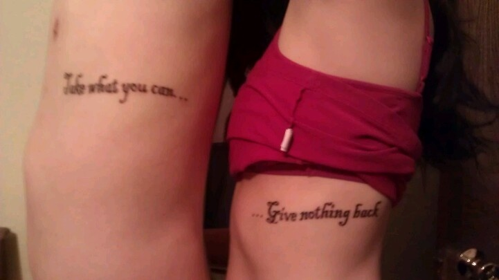 hadees on husband and wife relationship tattoo