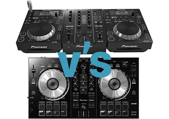 CDJs vs DJ Controller | Beginner DJ Equipment Tips