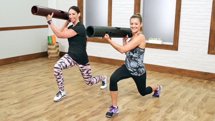 The 1 Tool You Need in Your Workout Arsenal: Who isn't inspired by fancy sword play?