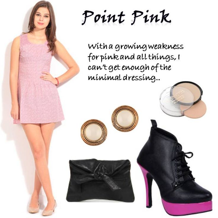 Point Pink > http://faborskip.com/post/105417327462/point-pink-with-a-growing-weakness-for-pink-and   With a growing weakness for pink and all things, I can't get enough of the minimal dressing.