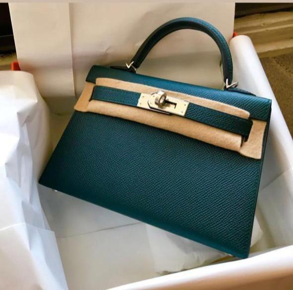 K20 vert cypres epsom PHW | Hermes kelly, Hermes bags, Bags
