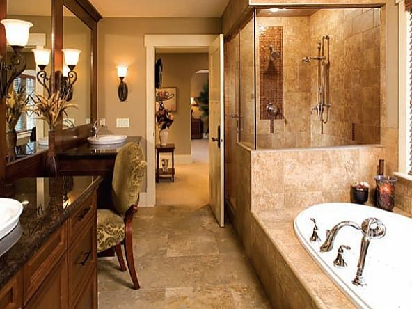 Beautiful Houzz Bathrooms | Http://www.houzz.com/photos/46790
