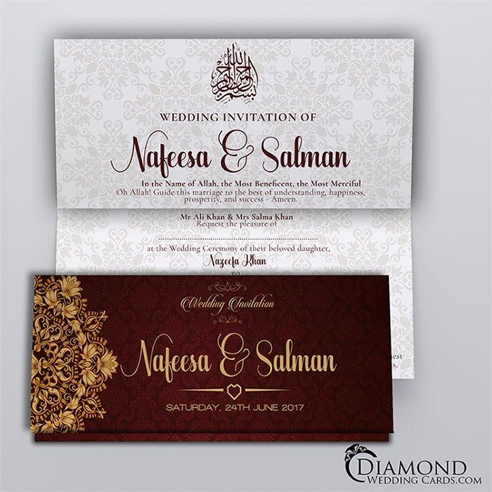 9 best Muslim Wedding Ceremony Wordings images on ...