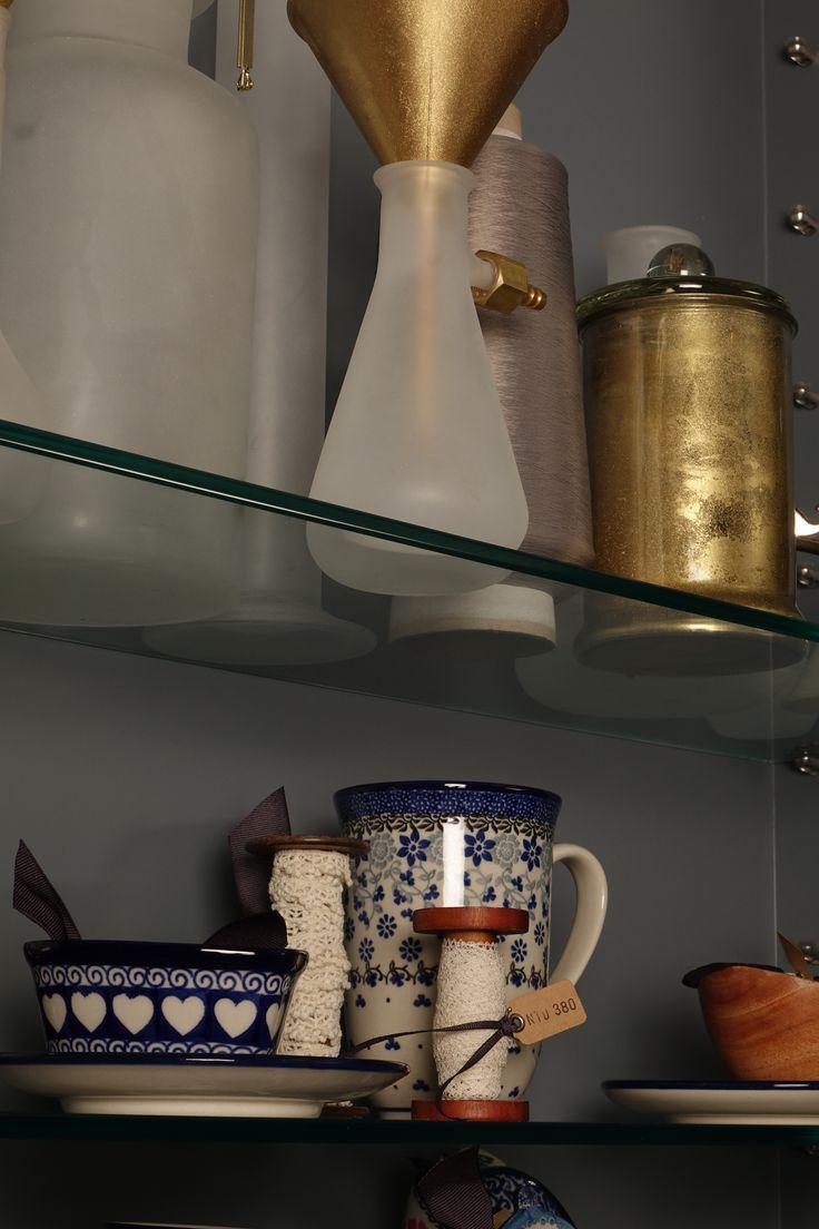 Bunzlau Castle | Polish Ceramics | Tableware | Eco Friendly Glaze | Pins&Needles Haberdashery Emporium