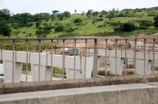 Durban - The Delangokubona Business Forum has struck again, this time bringing construction at the Hammarsdale Interchange to a grinding halt for the past two months. The South African National Roads Agency Limited (Sanral) has appealed to the provincial authorities to intervene. @dailynews
