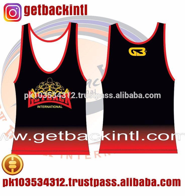 Custom Gym Tank Tops & Singlets / Fitness Gym Tank Tops