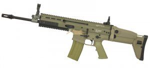 VFC SCAR Light Gen III Std Airsoft AEG (Flat Dark Earth)