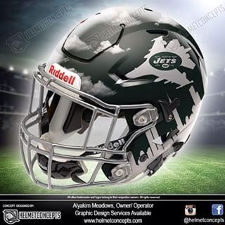 Image result for new york jets helmets pics
