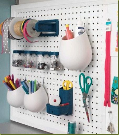 """""""Not only is the pegboard just delicious, but notice all the cute little accessories that can go with it!   I'm hitting up Ikea in the next couple of weeks to get those little pod bowls below. """" Asker burk from IKEA http://www.ikea.com/se/sv/catalog/products/70105659/"""