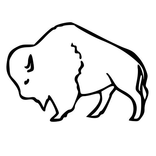 buffalo_outline_die-cut_decal_car_window_wall_bumper_phone_laptop_9c2771a1_460536.jpg (500×500)