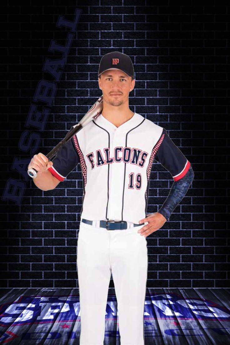 Premium custom baseball jerseys in youth and adult sizes. Choose your jersey cut including full button down, 2 button, sleeveless or v neck. Design with your team's colors, logo, player names and player numbers.  #BaseballTeam #BaseballJersey #BaseballUniforms