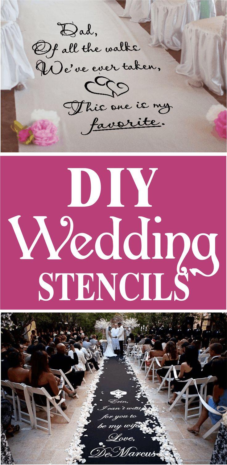 17 Best ideas about Diy Wedding Theme – Calligraphy Stencils for Wedding Invitations