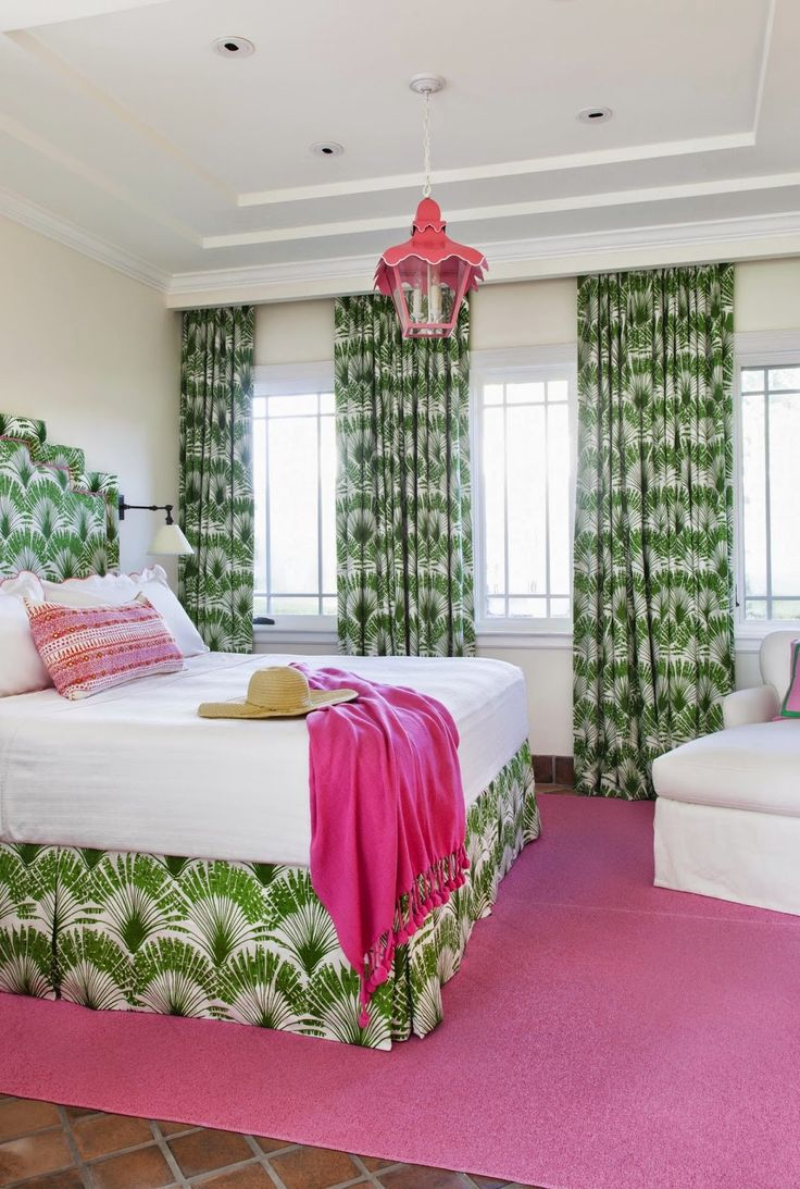 Pink And Green Bedroom 17 Best Images About Pink Green On Pinterest Green Miami And