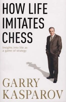 How life #imitates #chess by garry kasparov #paperback book (english),  View more on the LINK: http://www.zeppy.io/product/gb/2/132039883464/