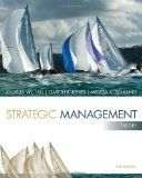 Strategic Management: Theory: An Integrated Approach - http://goo.gl/Zq6izW