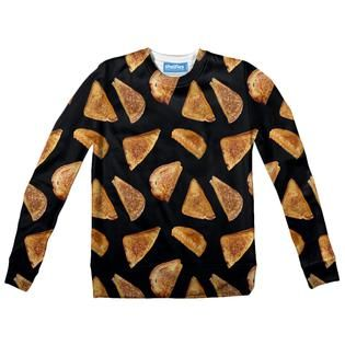 Grilled Cheese Youth Sweater