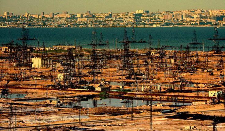 azerbaycan:CASPIAN SEA