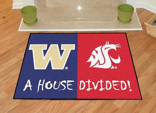 Washington - Washington State College House Divided Mat