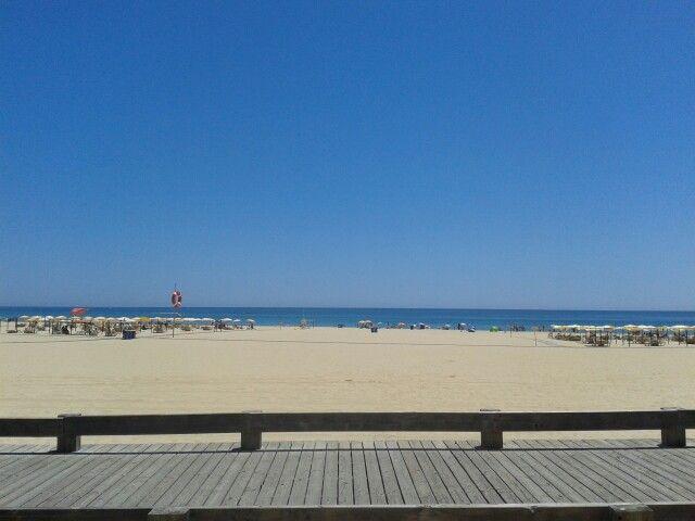 Rocha beach - Portimao