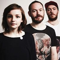 """CHVRCHES for 2014 UK/ Ireland tour, marking the release of new album """"The Bones of What You Believe"""". Tickets on sale Friday 27th September --> http://www.allgigs.co.uk/view/artist/75555/CHVRCHES.html"""