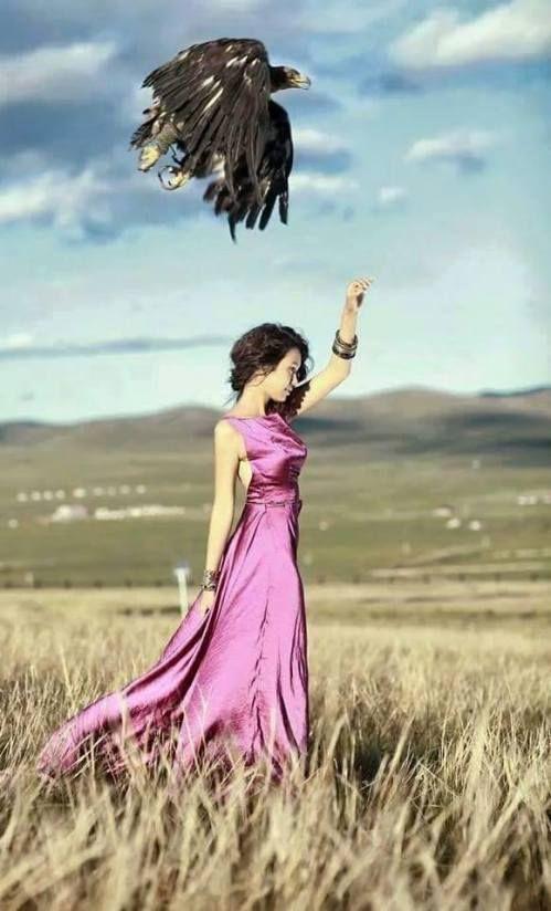 Bozkır Kız ve Kutsal Ruh!