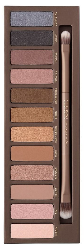 Love!  Urban Decay Naked Palette