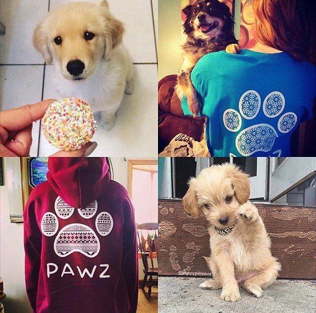 Save the puppies in style with #Pawz get your shirt now you won't regret it @pawzshop @pawzshop @pawzshop @pawzshop by lifeonourplanet