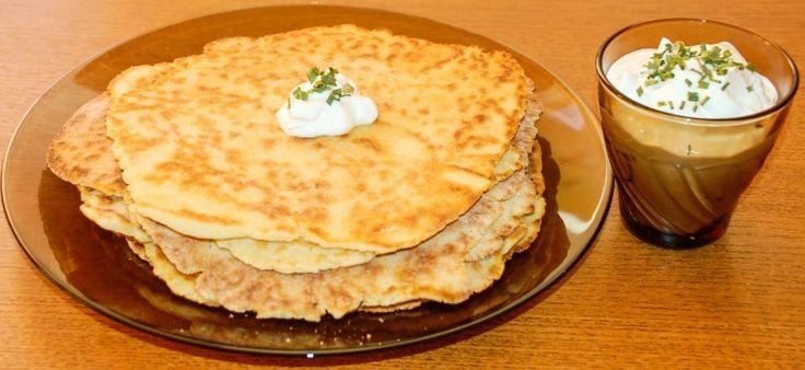 arabský bezlepkový chlieb