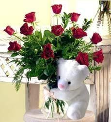 7 best new baby gifts flowers images on pinterest baby showers mom baby bouquet negle Choice Image