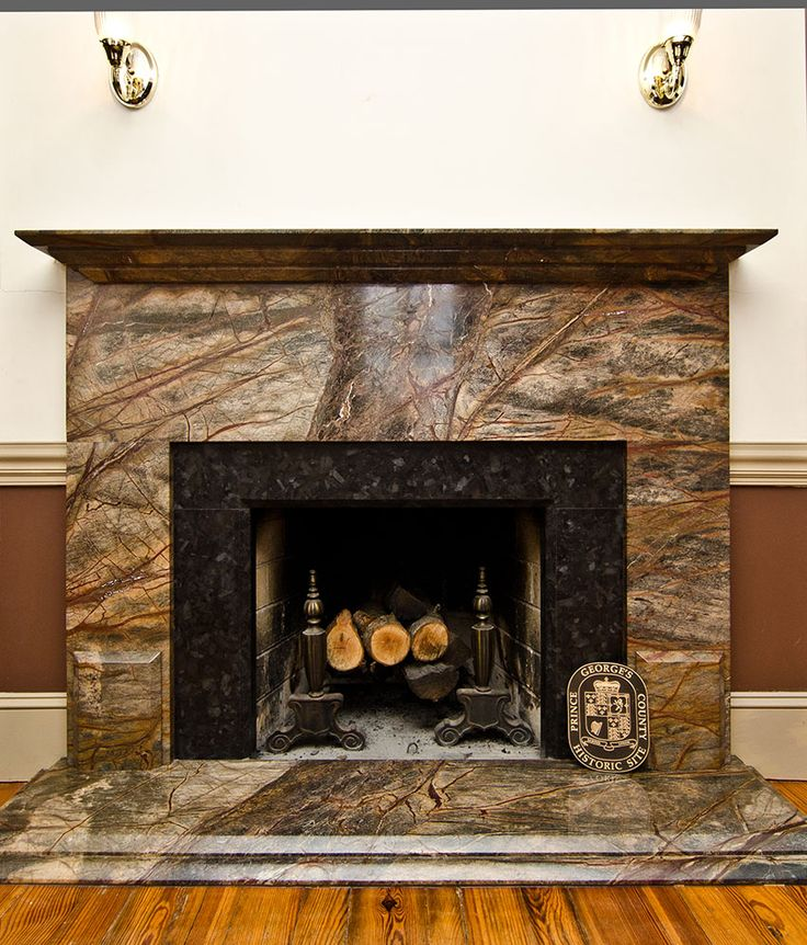 Granite Stone Fireplace : Best marble and granite fireplace surrounds images on