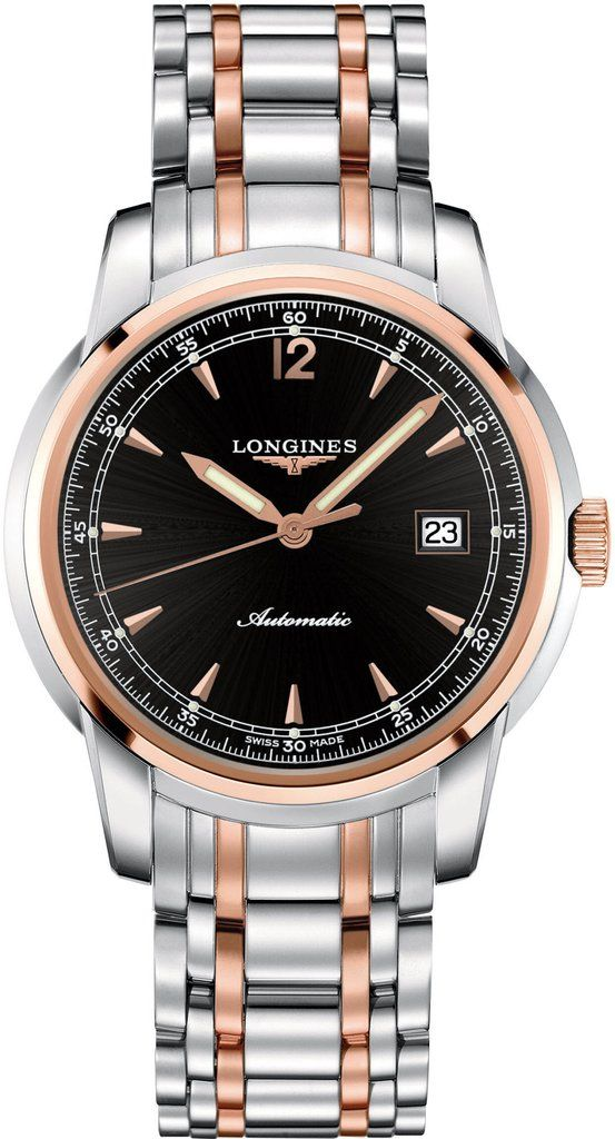 @longineswatches Saint Imier #add-content #bezel-fixed #bracelet-strap-gold #brand-longines #case-material-steel #case-width-41mm #date-yes #delivery-timescale-1-2-weeks #dial-colour-black #gender-mens #l27665597 #luxury #movement-automatic #official-stockist-for-longines-watches #packaging-longines-watch-packaging #style-dress #subcat-saint-imier #supplier-model-no-l2-766-5-59-7 #warranty-longines-official-2-year-guarantee #water-resistant-30m