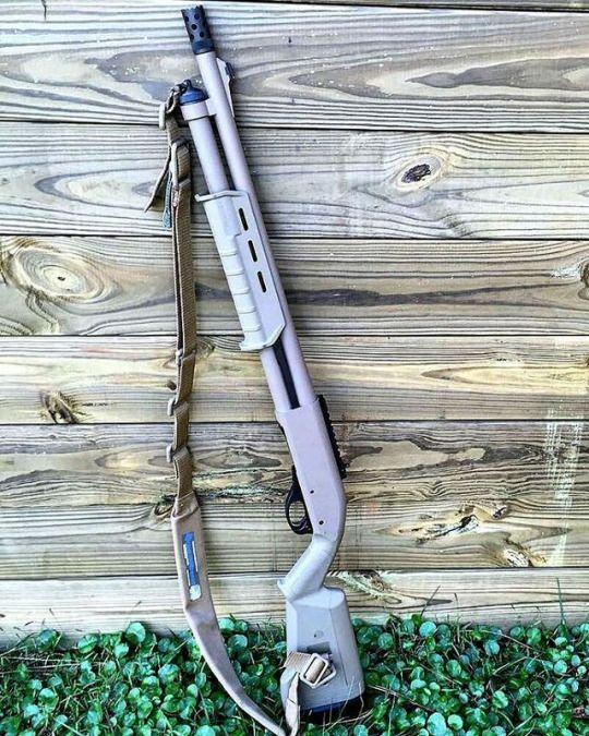 Remington  870 Express Tactical Magpul 12 Gauge