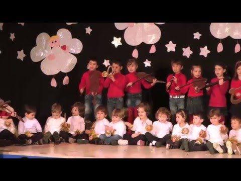 Recita di Natale 2015 Scuola dell'infanzia Don Baldo - YouTube