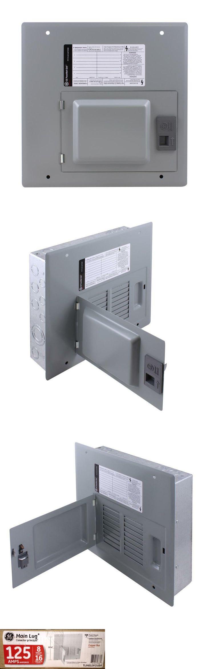 Circuit breakers and fuse boxes 20596 ge powermark gold
