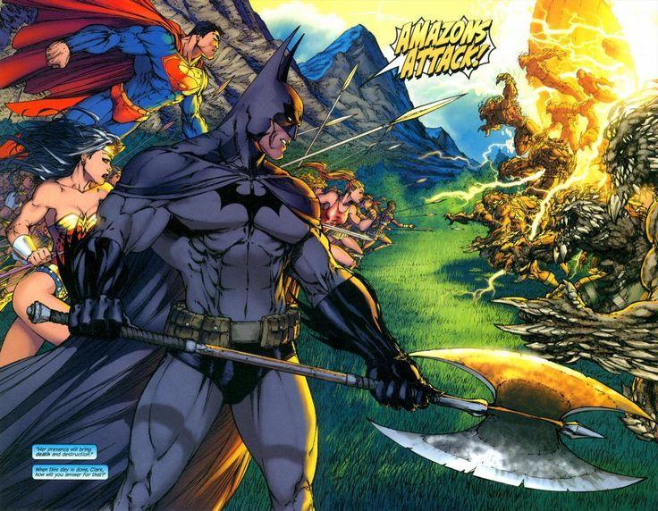 Batman Superman Vs Doomsdays