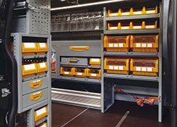 Store Van - Professionality in Movement