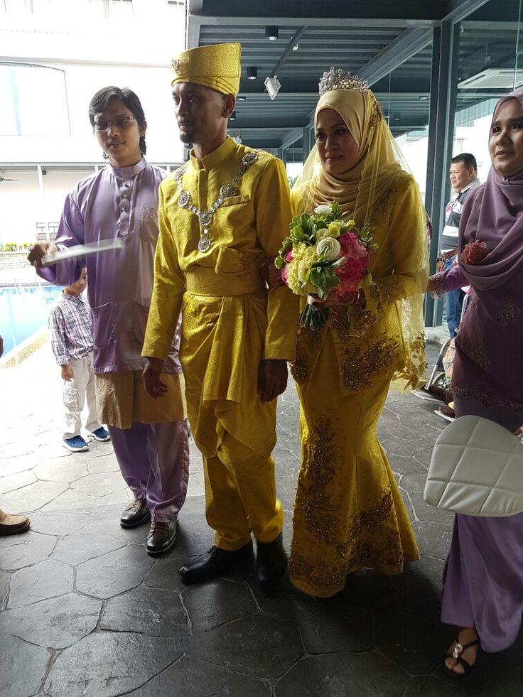 Suraya's wedding