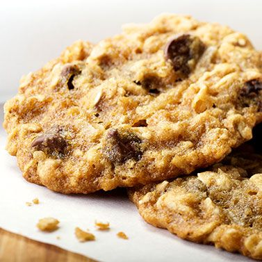 Ghirardelli Baking: Clementine's Oatmeal Chocolate Chip Cookies Recipe