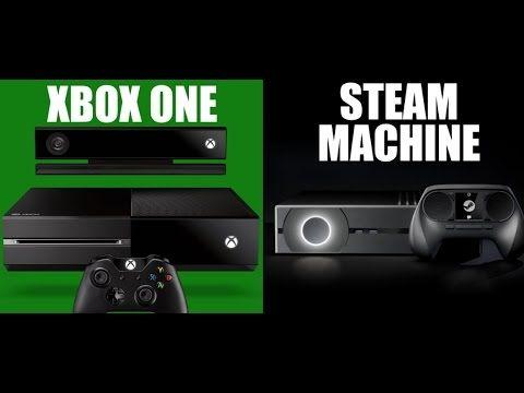 Xbox One Scorpio May Become A Steam Machine - Win 10 Store Machine