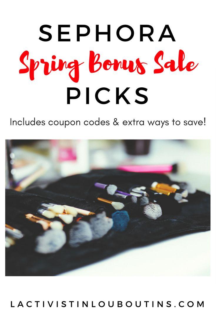Sephora Spring Bonus Sale Picks