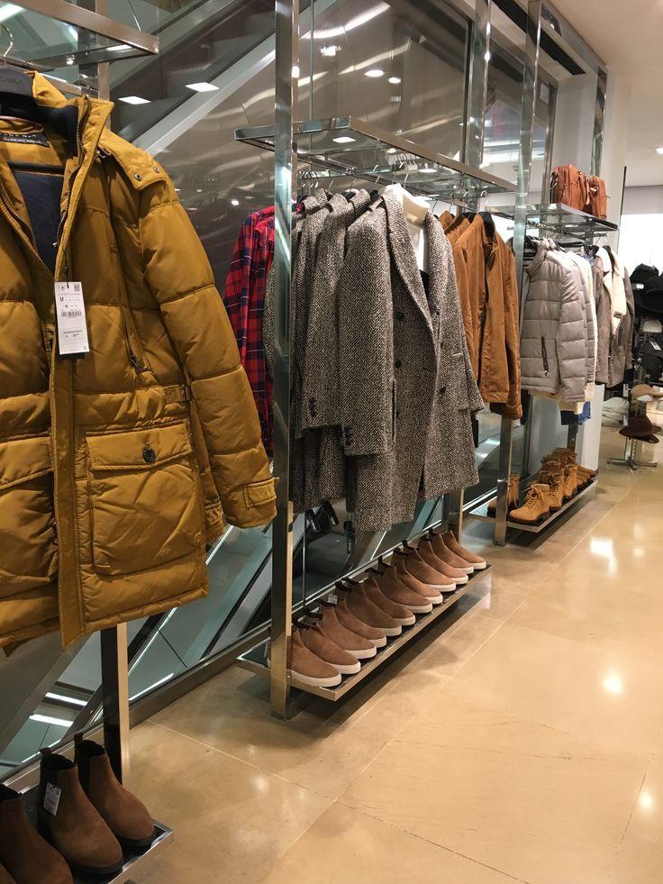 Interior tienda Zara (Madrid). Diciembre 2016