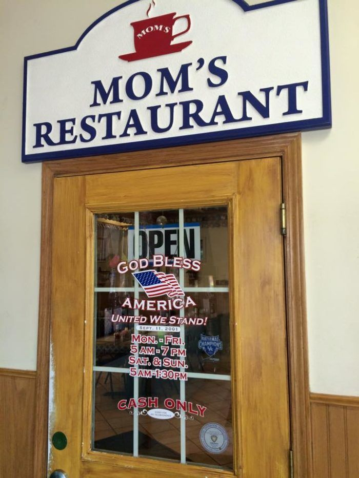 7. Mom's Restaurant (Franklin) Top brunch spots in OH