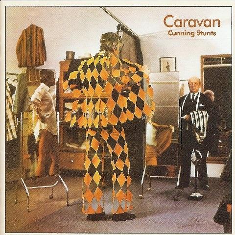 "Caravan ""Cunning Stunts"""