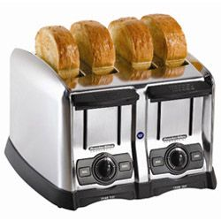 Proctor Silex 4 Slice Light Duty Commercial Toaster