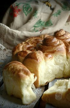 SERBIAN EASTER BREAD [Serbia] [bylelush]