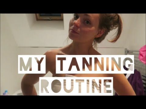 MY TANNING ROUTINE | [COCOA BROWN] A VERY NATURAL LOOKING FAKE TAN - YouTube