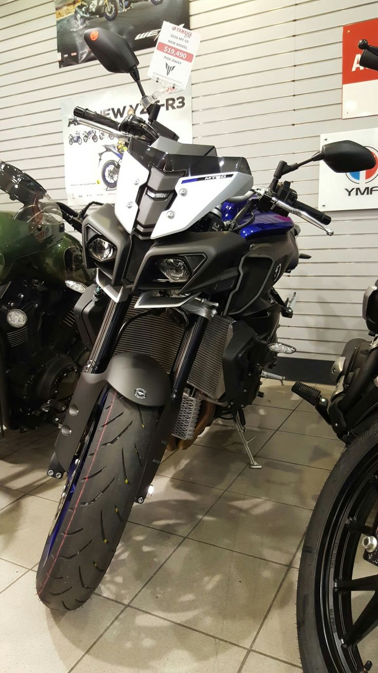 Yamaha mt 10 mt 10motorcycle