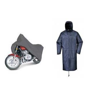 Ordervenueis offering Combo of Bike Cover And Rain Suit @ Rs 275 How to catch the offer: Click here for offer page Add Combo of Bike Cover And Rain Suit in your cart Login or Register Fill the shipping details Make final payment