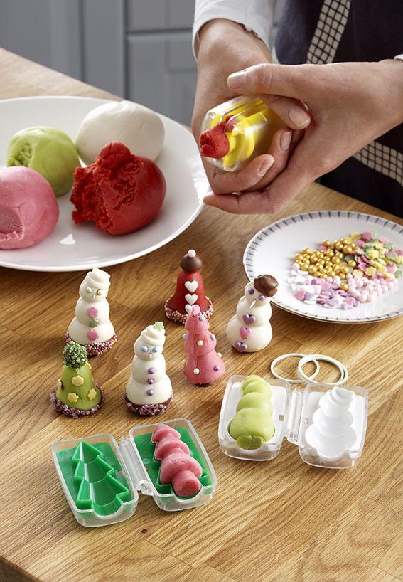 SNÖKUL molde p/chocolates/maçapão