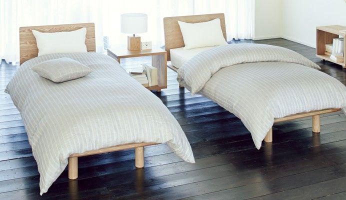 元店員が教える、かしこい無印良品ベッドの選び方